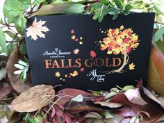 Colour Story, Color, Indie Makeup, Gold Palette, Our Friendship, This Is Us, Seasons, Fall, Creative