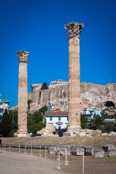 με θέα την Ακρόπολη, Αθήνα - view to Acropolis, Athens, Greece