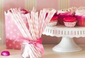 decoration anniversaire gobelets rose pretty princesse