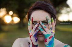 I got left at the altar: turning heartbreak into artwork