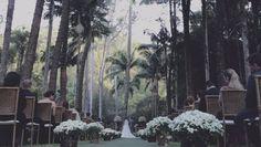 Casamento no Campo, Casamento ao Ar livre, Cerimônia de Casamento ao ar Livre