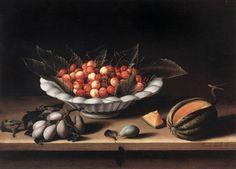 Une Nature Morte de Lubin BAUGIN (1612-1663)