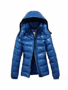 High fashion Moncler Women Clairy Blue Jacket Just  258 CLICK IT!! Sports  Jacket, 9c7f64ebbc
