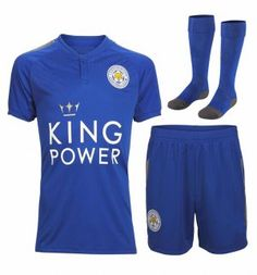 b0d562e71 Leicester City FC 2017-18 Season Home Foxes Whole Kit  K241  Leicester City