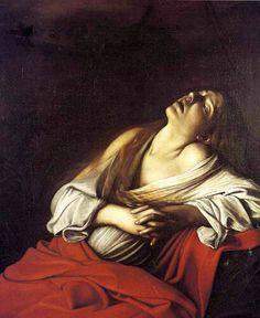L'ombre, la lumière et l'abandon à l'inconnu. Caravaggio.