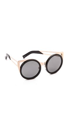 Valley Eyewear Wolves Sunglasses | SHOPBOP