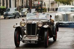 MG PA 1932 Eddie Redmayne