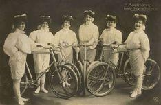Quando state per fare una corsa o una partita a tennis spendete un pensiero per le donne coraggiose che per tutto il secolo scorso hanno combattuto per i loro