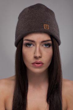 Ulter czapki - Model 21A #ulter #caps #woll #winter #inspiration #fashion