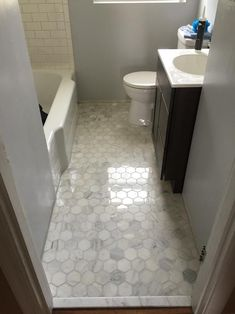 Advice, methods, also overview beneficial to receiving the absolute best result as well as coming up with the max perusal of Hall Bathroom Remodel Laundry Room Bathroom, Mosaic Bathroom, Hall Bathroom, Diy Bathroom Remodel, Bathroom Floor Tiles, Diy Bathroom Decor, Bathroom Renos, Bath Remodel, Bathroom Remodeling