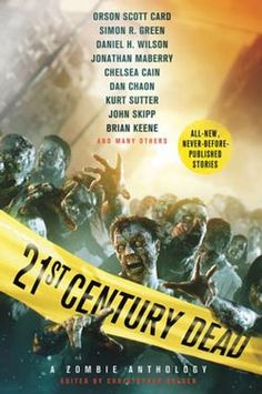 "21st Century Dead: A Zombie Anthology, contains ""A Mother's Love"", a short story written by John McIlveen."