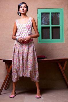 Anokhi Genie Pants, Indian Prints, Ethnic Fashion, Indian Fashion, Le Look, 5ef61893a02a