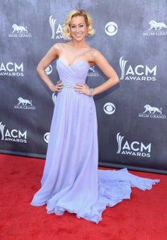 Kellie Pickler at the ACM Awards 2014