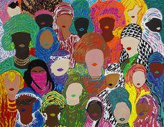 10 Contemporary Books by (African) Muslim Women Writers in English ~ bookshy - 10 libros de ficción escritos por mujeres musulmanas africanas. Me encanta!!!