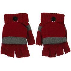 Youth Convertible Fingerless Glove Mitten - Red Grey Solid Wing,http://www.amazon.com/dp/B004DG4J8G/ref=cm_sw_r_pi_dp_C7ersb1JBZWED2R4
