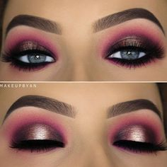 Very often eye shapes are left underestimated, while they matter greatly. Figure out which one is your and learn the best ways to enhance it with us! #makeup #makeuplover #makeupjunkie #eyeshapes