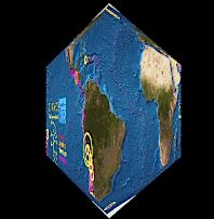 Videoglobe - Spherical Earthquake Images (Incorporated Research Institutions for Seismology)