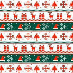 Christmas Knitting, Christmas Sweaters, Ribbon On Christmas Tree, Winter Images, Knitting Charts, My Images, Cross Stitch, Christmas Patterns, Holiday Decor