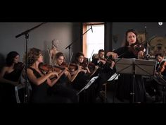 Young & Beautiful - Lana Del Rey - Cover by The Stringspace Orchestra - YouTube