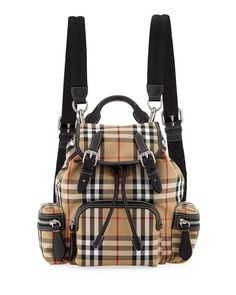 5e59fcece52d Burberry Rucksack Small Vintage Sailing Canvas Backpack