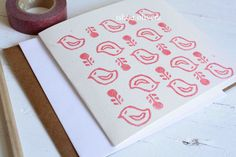 Stamp Carving tutorial - tutorial Sellos de goma