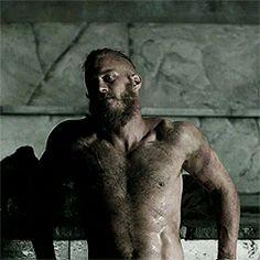 Travis Fimmel - Ragnar - Vikings s2 ep.04 (Eye for an eye)