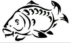 Animals For > Mirror Carp Drawing- Luann Wiles Fish Drawing Images, Fish Drawings, Animal Drawings, Carp Tattoo, Koi Fish Tattoo, Bass Fishing Shirts, Fishing Shop, Walleye Fishing, Carp Fishing