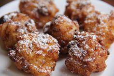 Catholic Cuisine: Frittelle di San Giuseppe (St. Joseph's Fritters)
