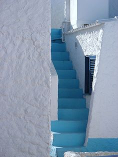 Ilha da Armona, Olhão, Algarve - Sun & shadow & colors in Portugal