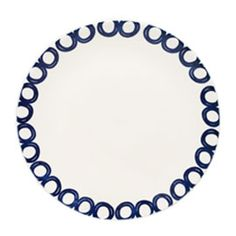 Heal's 1810 Ink Dinner Plate