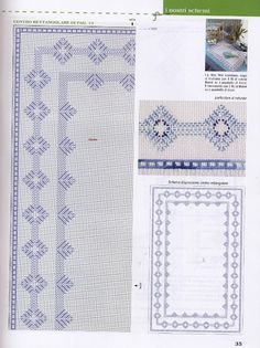 swedish weave pattern
