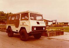 Volvo 4x4 Laplander