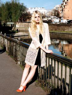 elle fanning vogue uk 8 Vogue UK Junho 2014 | Elle Fanning por Angelo Pennetta [Editorial]