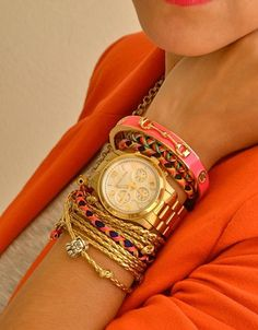 How to Wear a Watch [10 pics] | Fashion Inspiration Blog