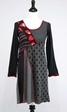 Hand Jive Store - Modern Museum Dress, $98.00 (http://handjiveclothing.mybigcommerce.com/modern-museum-dress/)