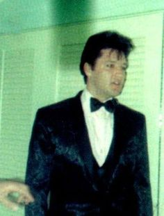 Candid photo of Elvis before his wedding in Las Vegas, May 1, 1967