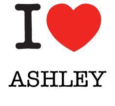 I <3 my ashley =]