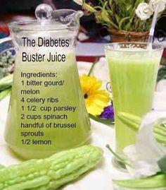 Diabetes Buster Juice
