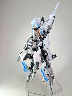 Fantasy Armor, Dark Fantasy Art, Dummy Doll, Cyberpunk Anime, Frame Arms Girl, Gundam Custom Build, Cool Robots, Robot Girl, Robot Concept Art