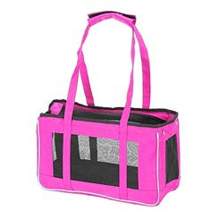 Animals Heaven SoftSided Comfort Pet Carrier *** Details can be found by clicking on the image.