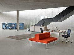 Tusch Seating - Longo - Seating Gallery