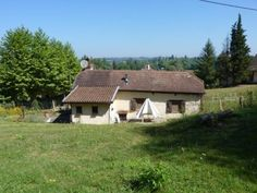 Village House for sale in Salies-de-Béarn, France : Béarnaise house, recently restored, with over a hectare of land