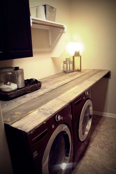 Laundry Room Makeover you Should Copy at Home - Possible Decor