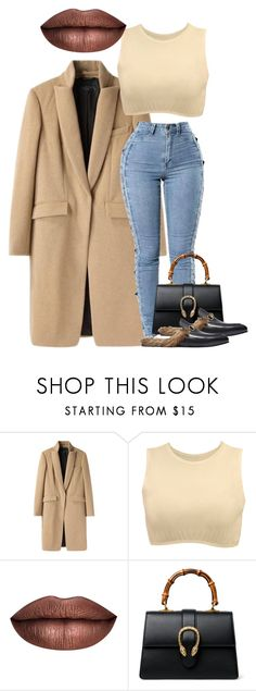 """""""mannequinxo x set it off if a n*gga come for me // bryson tiller .. kylie"""" by xxxthebombshellfactoryxxx ❤ liked on Polyvore featuring rag & bone, Kosher Casual and Gucci"""