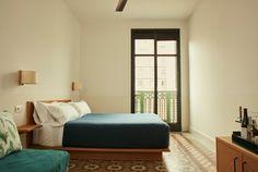 Blanket Casa Bonay by Teixidors. Hotel casa Bonay Barcelona