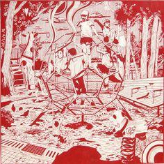 """""""Globe Jungle"""" - Kenichi Yokono"""