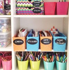 4 Quick Ways to Update Your Craft Space This Holiday Season | NEAT Method