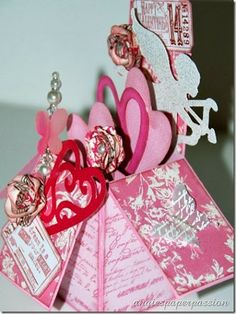 Angie's Paper Passion: Valentine's Day Blog Hop