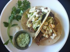 Dinner Menu & Recipes for Pulled Pork Tacos & Sweet Chili Cabbage Slaw   THE DINNER CONCIERGE