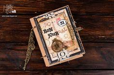 Retro wakacje: Bon journal Olgi / Retro holidays: Olga's Bon journal